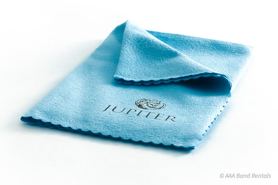 Untreated polish cloth