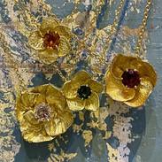 Bouquet de Pendentifs Fleur
