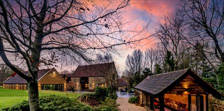 Kingshay Barton, Somerset, UK.  Retreat Grounds