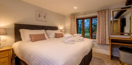 Kingshay Barton, Somerset, UK.  Shared Rooms