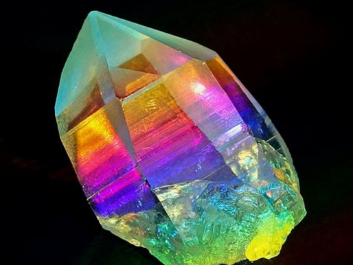 Sometimes Crystals Require Healing Too