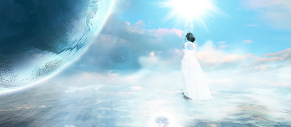 Remembrance of Life on an 11th Density Planet ~ Experiencing a Conscious Connection to All