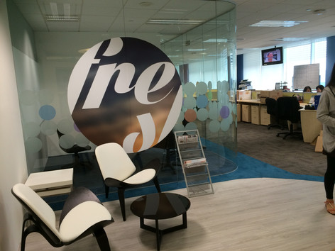 Asian Food Channel office