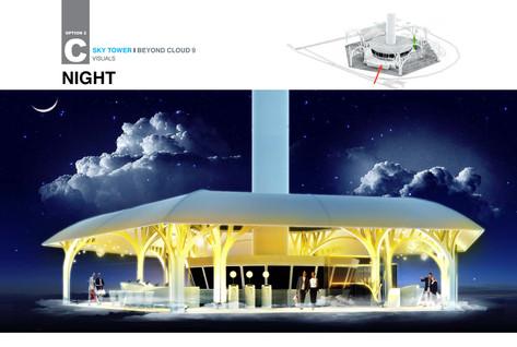 Sentosa Sky Tower - cloud9 concept