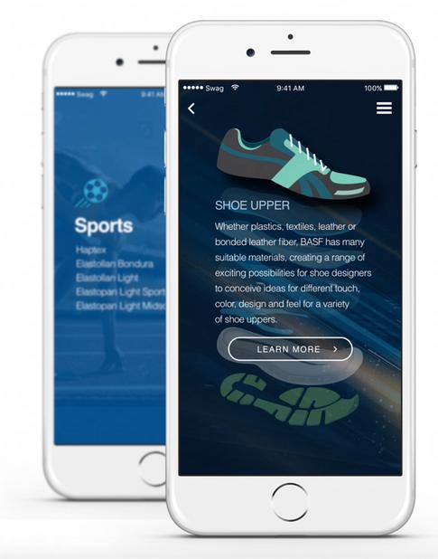 BASF Footwear App