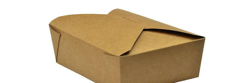 18 dl-es komposztálható karton ételdoboz 122,4 Ft/db