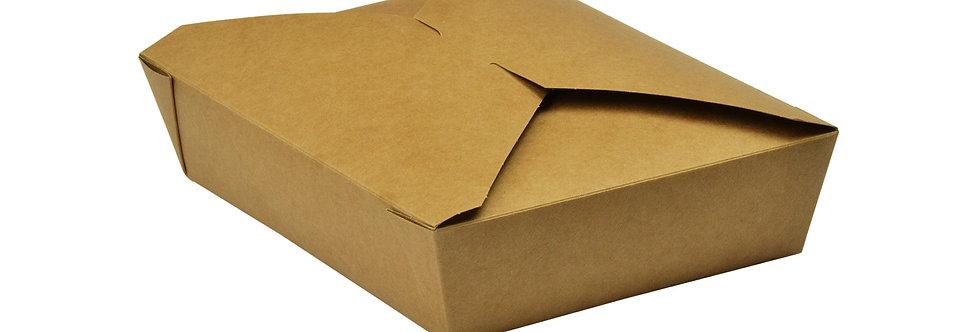 15 dl-es komposztálható karton ételdoboz 97 Ft/db