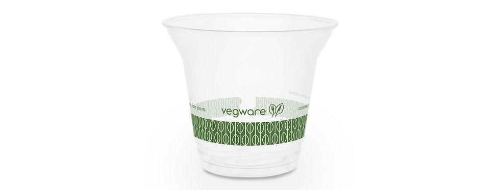 2,5 dl-es feliratos komposztálható desszertes PLA pohár 28,6 Ft/db
