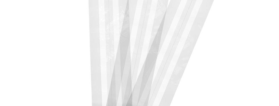 100x150x350 mm-es környezetbarát Natureflex baguette zacskó 35,2 Ft/db