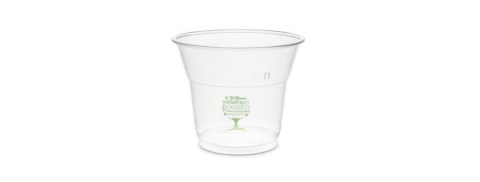 1,4dl-es komposztálható PLA pohár - Green tree 18,2 Ft/db