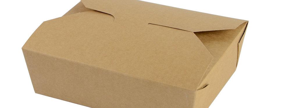 10,5 dl-es komposztálható karton ételdoboz 108 Ft/db