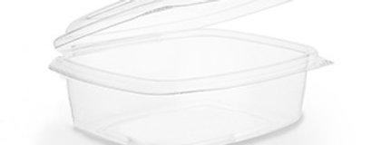 3,6 dl-es lebomló szögletes PLA doboz egybetetővel 63,8 Ft/db