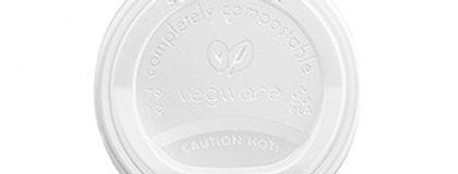 79mm-es CPLA komposztálható cappuccinos pohártető 21,7Ft/db