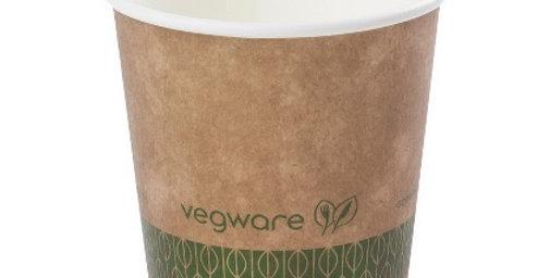 1,1dl-es barna komposztálható presszó kávés pohár 19,14Ft/db