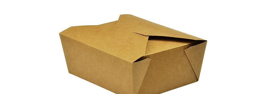 13 dl-es komposztálható karton ételdoboz 95,7 Ft/db