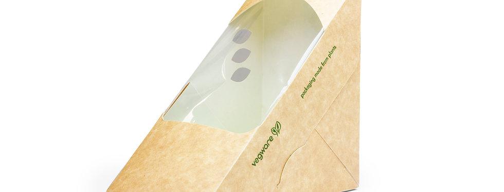 85mm-es háromszög alakú szendvics doboz 67,4 Ft/db