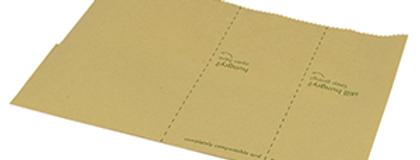 28x233,7x20cm-es süthető wrap csomagolás 44,8 Ft/db