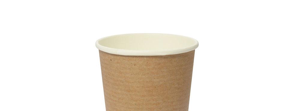 2,3 dl-es dupla falú komposztálható cappuccinos pohár 53 Ft/db