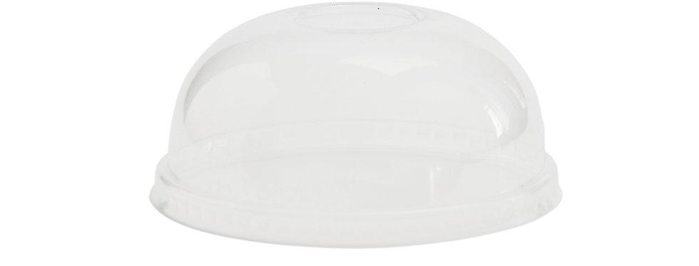 Nagy növényi PLA anyagú leveses tető 3,6-10dl-es tálhoz 26,4 Ft/db