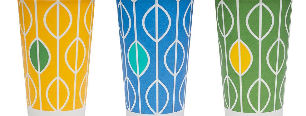 3,5dl műanyagmentes papírpohár - Hula 28Ft/db