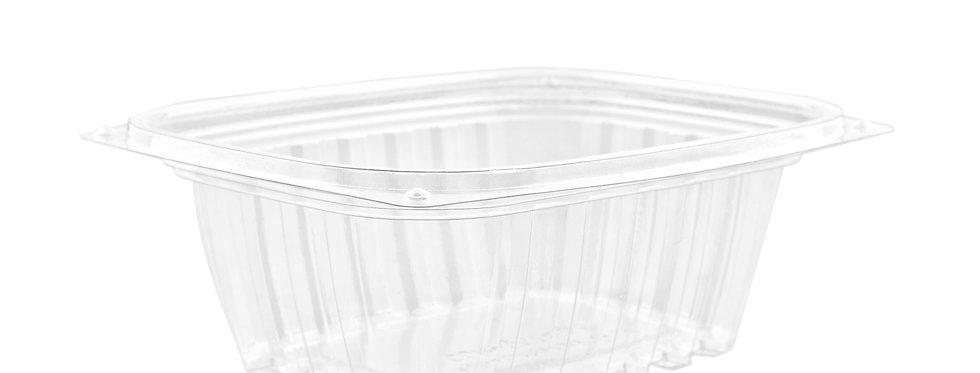 3,6 dl-es lebomló szögletes PLA doboz 41,8 Ft/db