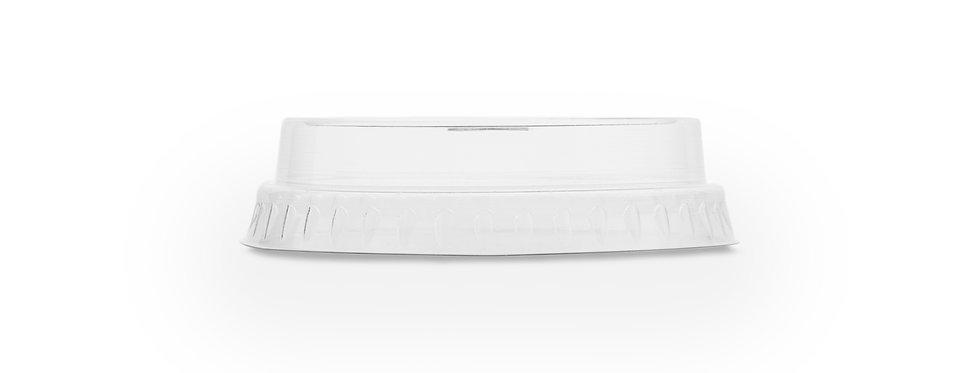 kicsi lebomló PLA lapos tető szívószál nyílással 1,4-2,5dl-es pohárhoz 13,8Ft/db