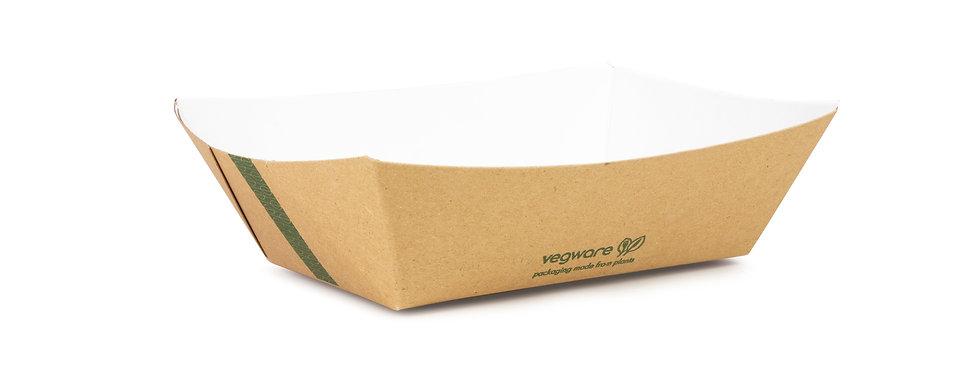 Street food csónak kraft papírból - 300-as 26 Ft / db
