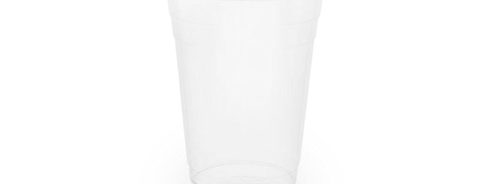4,7 dl-es komposztálható, lebomló PLA pohár 40 Ft/db