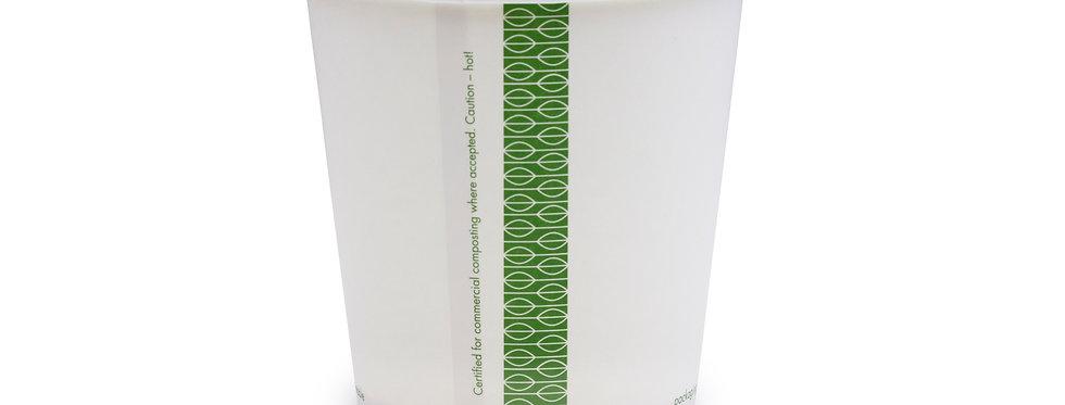 6,8dl-es komposztálható leveses tál 56,9 Ft/db