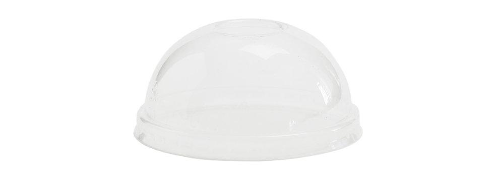 Kicsi lebomló PLA anyagú leveses tető 1,7-2,5dl-es tálhoz 13,6 Ft/db