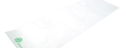 120x350 mm-es átlátszó zacskó 27,5 Ft/db