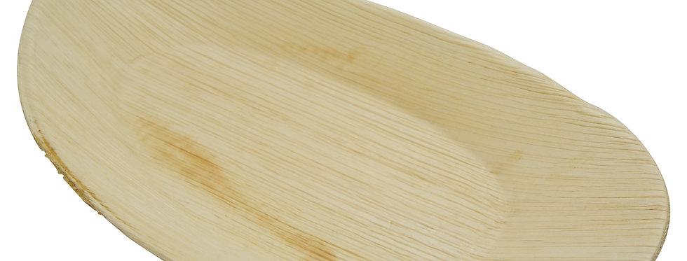 30,5cm-es ovális pálmalevél tál 210Ft/db