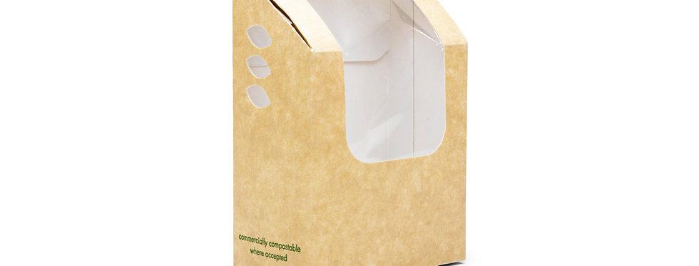 Komposztálható tortilla doboz 52 Ft/db