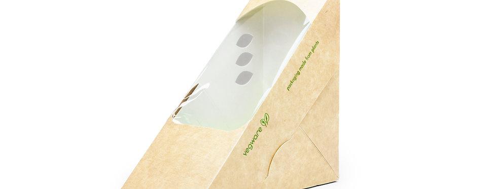 65 mm-es háromszög alakú szendvics doboz 56,7 Ft/db