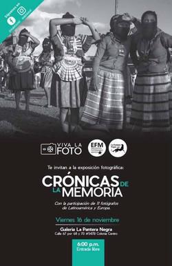 Crónicas de la Memoria