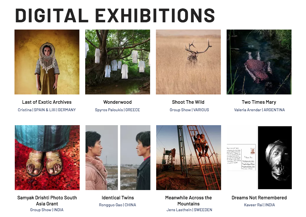 Indian Photo Festival 2020