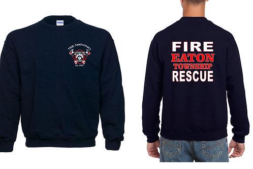 Eaton Fire Crewneck Sweatshirt