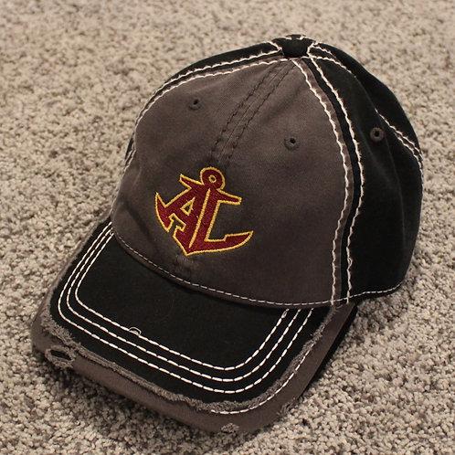 Distressed Avon Lake Ball Cap