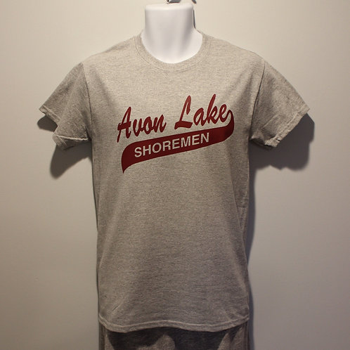 Avon Lake Tail Short Sleeve T-Shirt