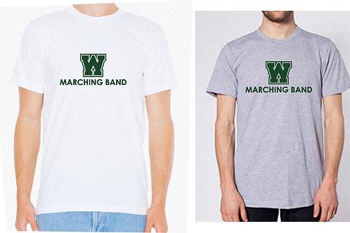 Westlake band short sleeve t-shirt