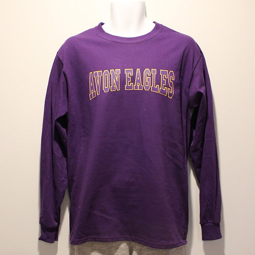 Long Sleeved Avon Eagle Block Shirt