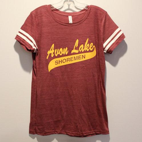 Avon Lake Tail Ladies vintage t-shirt