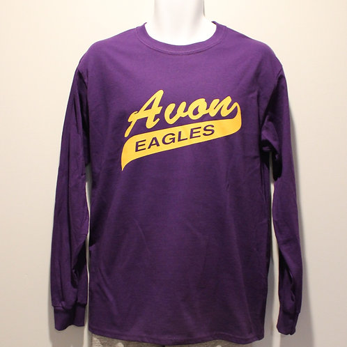 Long Sleeved Avon with Tail Shirt