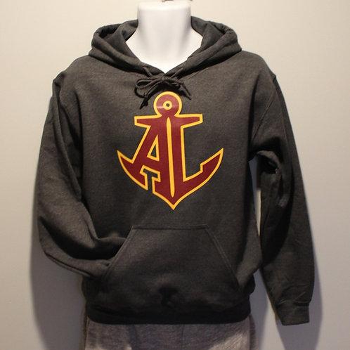 AL Anchor Hooded Sweatshirt