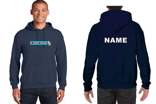 Cotton Hooded Sweatshirt