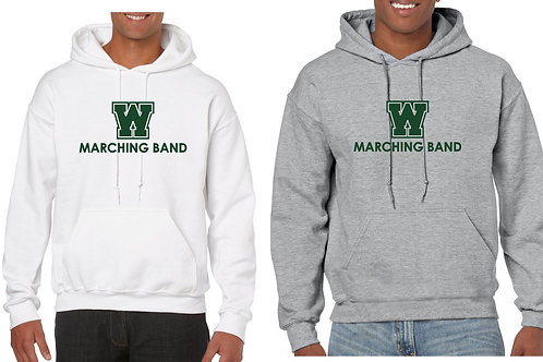 Westlake Band Hooded Sweatshirt
