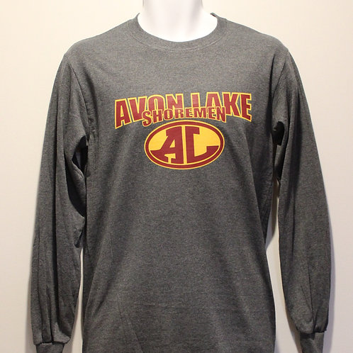 Long Sleeve Shoremen AL Oval Shirt
