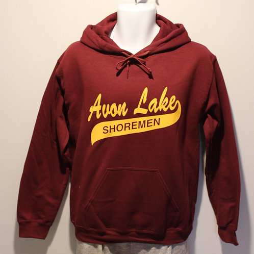 Avon Lake Tail Hooded Sweatshirt