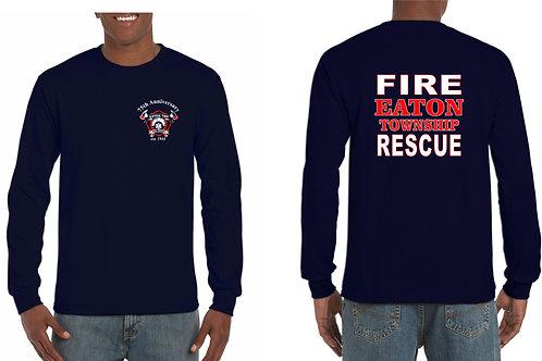 Eaton Fire  Longsleeve T-shirt