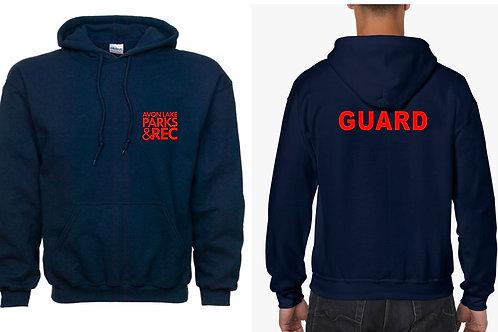 Avon Lake Life Guard Hooded Sweatshirt